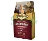 Carnilove Cat Adult Lamb & Wild Boar Grain Free 2kg