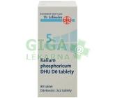 No.5 Kalium phosphoricum DHU 80 tablet D5-D30