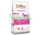 Calibra Dog HA Junior Small Breed Chichen NOVÝ 2kg