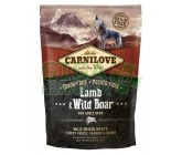 Carnilove Dog Adult Lamb & Wild Boar Grain Free 1,5kg