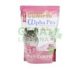 Cunipic Alpha Pro Chinchilla - činčila 500g
