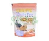 Cunipic Alpha Pro Snack Carrot - mrkev 50g