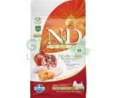 N&D Grain Free Dog Adult Mini Pumpkin Chick & Pom 800g