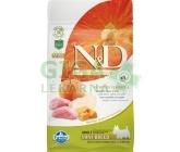 N&D Grain Free Dog Adult Mini Pumpkin Boar & Apple 800g