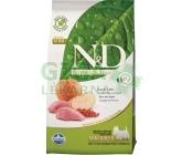 N&D Grain Free Dog Adult Mini Boar & Apple 0,8kg