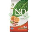 N&D Grain Free Dog Adult Mini Fish & Orange 0,8kg