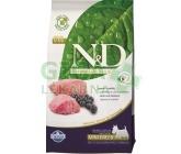N&D Grain Free Dog Adult Mini Lamb & Blueberry 0,8kg