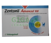 Zentonil Advanced 100 30 tbl 100 mg