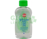 Johnson´s Baby olej aloe vera 200ml