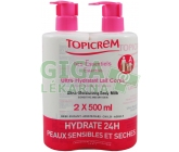 Topicrem DUO Ultrahydr.těl.ml.2x500ml