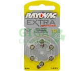 Baterie do naslouch.Rayovac Extra Advan.10/PR7 6ks