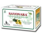 Sayonara aromatizovaný černý čaj 20x1.5g
