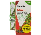 SALUS Floradix 250ml+2x vzorek Alpenkraft 10ml