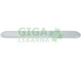 Pilník skl.čirý oboustr.195/2mm 195/4/2