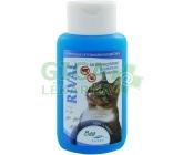 Rival antiparazitární šampon pro kočky 220ml