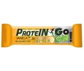 GO ON! Proteinová tyčinka s příchutí vanilky 50g
