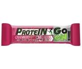 GO ON! Proteinová tyčinka s brusinkami a goji 50g