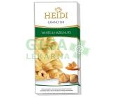 Čokoláda HEIDI GrandOr WhiteHazelnuts 100g