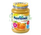 Hamánek kojenecká výživa s meruňkami 190g