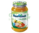 Hamánek Králík s bramborem v mrkvové om. sklo 230g