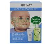 DUCRAY Kelual emulsion 50ml+Extra doux shamp.100ml