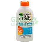 Garnier AS Mléko Light&Silky OF20 200ml C3710711