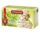 TEEKANNE Mother&Child Baby Tea 1+ n.s.20x1.8g