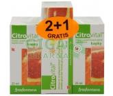 Citrovital 2+1 zdarma (2x kapky + dent.gel zdarma)