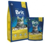 Brit Premium Cat Adult Salmon 800