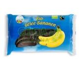 Banánky v tmavé čokoládě BIO 250g Ekovital