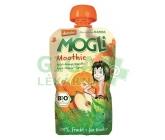 MOGLI Ovocná šťáva Moothie jablko pomeranč mrkev bez cukru BIO 100g