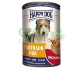 Happy Dog konzerva Truthahn Pur krůtí 400g