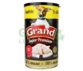 GRAND konz. pes Extra s 1/2 kuřete 1300g