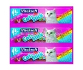 Vitakraft Stick mini cat losos + pstruh 3ks