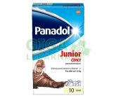 Panadol Junior čípky rct.supp.10x250mg
