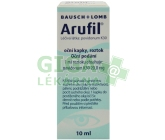 Arufil 20mg/ml oph.gtt.sol.1x10ml II.