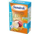 Sunárek ovocná kašička mléčná 225g