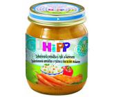 HIPP BABY MENU zel.omáč.s rýží a kuřet.125g CZ6253