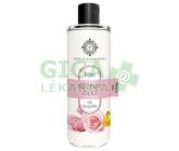 Perlé Cosmetic pěna do koupele s růžovým olejem 500 ml