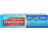 White Pearl Denture fixační krém 40g