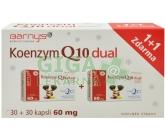 Barnys Koenzym Q10 Dual 60mg cps.30+30 ZDARMA
