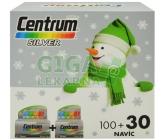 Centrum SILVER s multi-efektem tbl.100+30 Vánoční