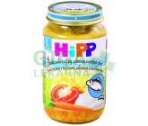 HIPP DĚTSKÉ MENU šir.nudle-zel.+m.ryba 220gCZ6823