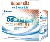 Obrázek GS Laktobacily Forte21 cps.30+10