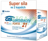 Obrázek GS Laktobacily Forte21 cps.60+20