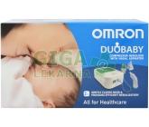 Inhalátor s nosní odsávačkou OMRON DuoBaby