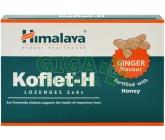 Koflet H Ginger 12 pastilek