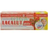 Sada Lacalut aktiv + zrcátko ZDARMA