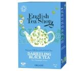 English Tea Shop Bio Darjeeling černý čaj 20 sáčků
