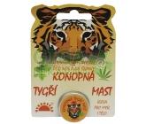 Konopná tygří mast 4.5 g